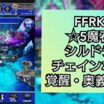 FFRKプレイ日記 魔石ダンジョン ☆5風  シルドラに勝ったってハナシ